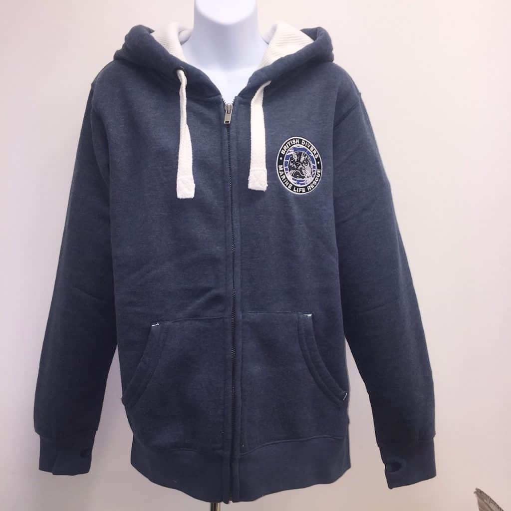 BDMLR Heavyweight Zip-up Hoody